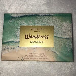Wander Beauty Makeup - Wander Beauty Wanderess Seascape Eyeshadow Palatte